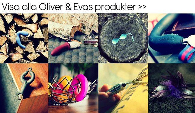 Visa alla produkter hos Oliver & Eva